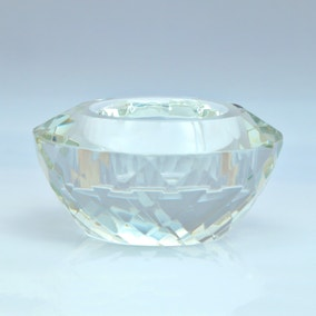 Dorma Cut Glass Tealight Holder