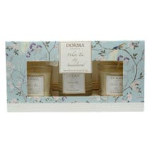 Dorma White Tea and Sandalwood Gift Set
