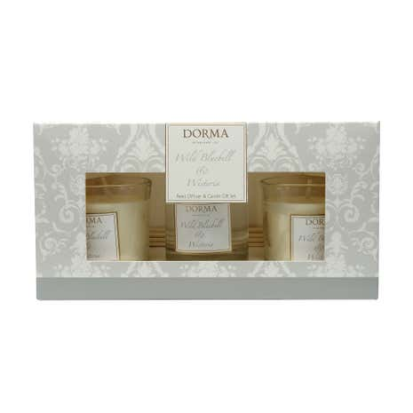 Dorma Wild Bluebell and Wisteria Gift Set
