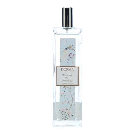 Dorma White Tea and Sandalwood 100ml Room Mist