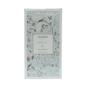 Dorma White Tea and Sandalwood Scented Sachet