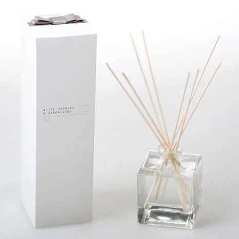 Hotel White Jasmine and Sandalwood 200ml Reed Diffuser