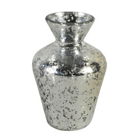 Mercury Champagne Glass Bud Vase