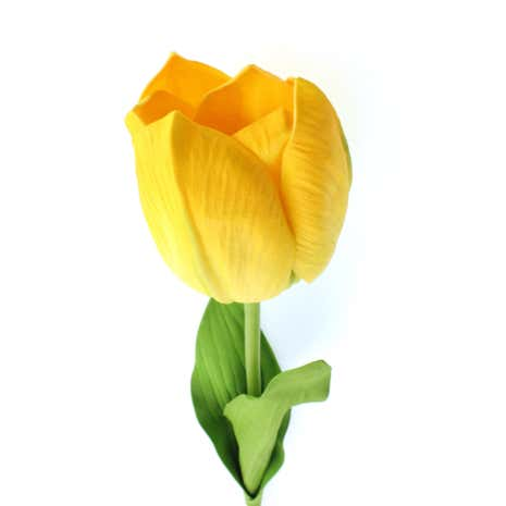 Real Touch Artificial Tulip Flower