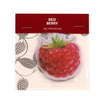 Red Berry Car Air Freshener