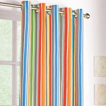 Kids Monkeying Around Blackout Eyelet Curtains