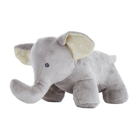 Ellie and Friends Nursery Elephant Doorstop
