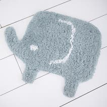 Ellie and Friends Nursery Elephant Rug
