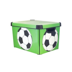 Kids Football Storage Box