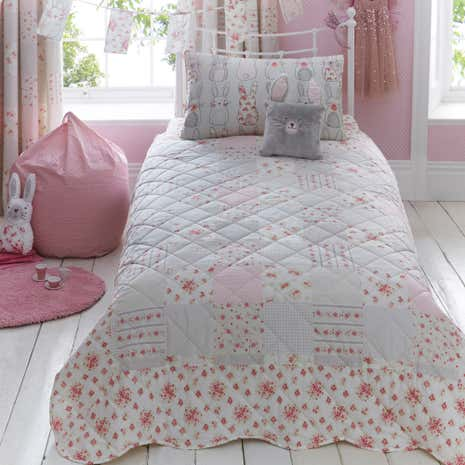 Katy Rabbit Bedspread