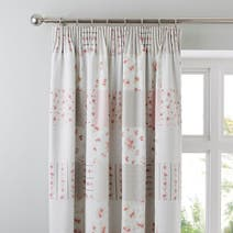 Kids Katy Rabbit Thermal Pencil Pleat Curtains