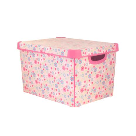 Kids Songbird Storage Box