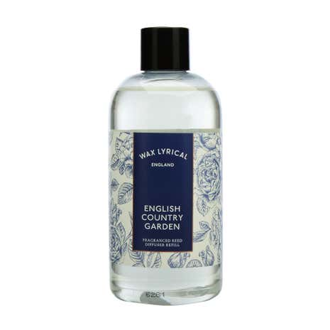 English Country Garden 250ml Reed Diffuser Refill