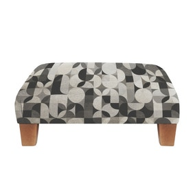Dawson Elements Grey Footstool