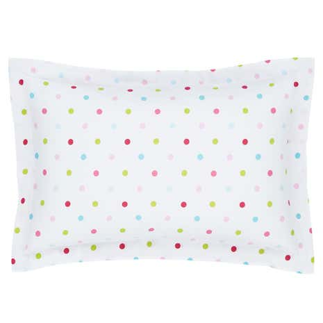 Amelia Check Oxford Pillowcase