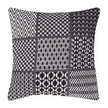 Monochrome Feature Cushion