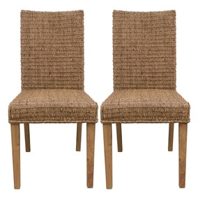 Sidmouth Pair of Dining Chairs