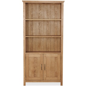 Sidmouth Oak Bookcase