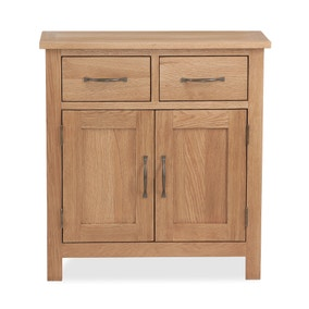 Sidmouth Oak Mini Sideboard