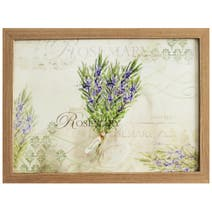 Traditional Herbs Lap Tray