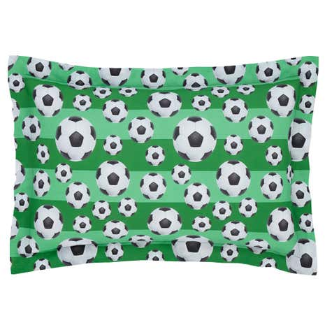 Football Oxford Pillowcase