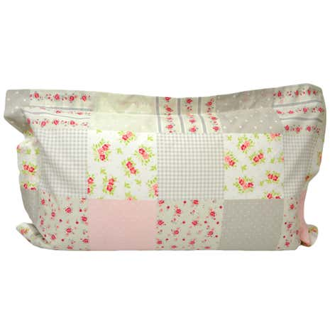 Katy Rabbit Oxford Pillowcase