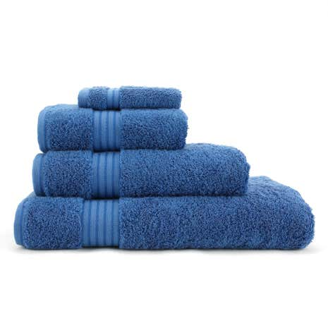 Royal Blue Egyptian Cotton Towel