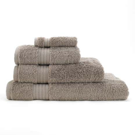 Sable Egyptian Cotton Towel