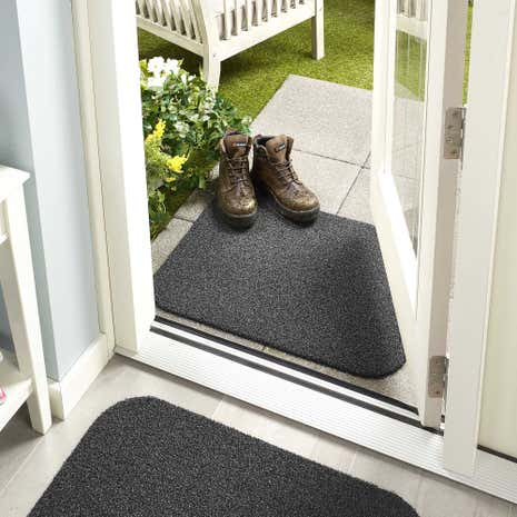 Marvel Slate Mix Outdoor Washable Mat