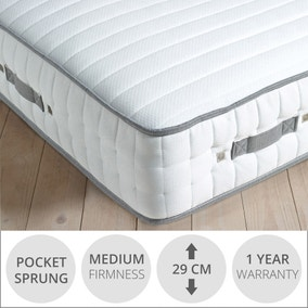 Hotel 2000 Luxury Memory Medium Mattress