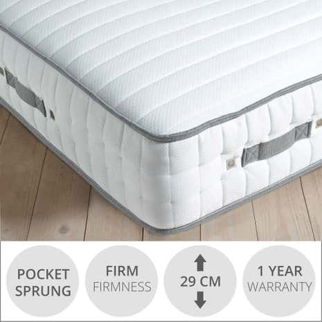 Hotel 2000 Luxury Memory Firm Mattress