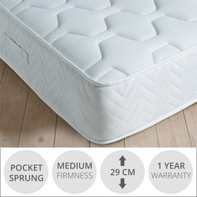 Zoned Comfort Pocket Sprung Mattress
