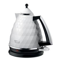 DeLonghi Brillante KBJ3001 1.7L White Kettle