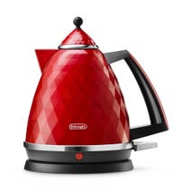 DeLonghi Brillante KBJ3001 1.7L Red Kettle