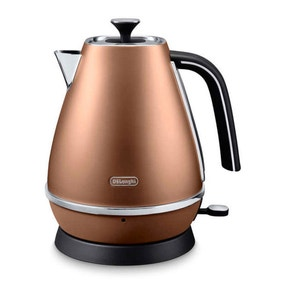 DeLonghi Distinta KBI3001 1.7L Matte Copper Kettle