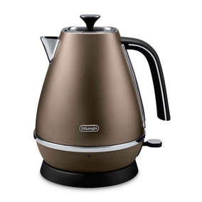 DeLonghi Distinta KBI3001 1.7L Matte Bronze Kettle