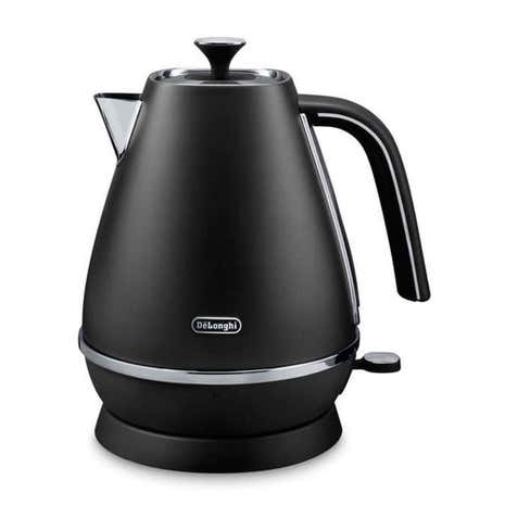 DeLonghi Distinta KBI3001 1.7L Matte Black Kettle