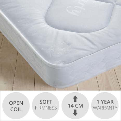 Fogarty Little Sleepers Open Coil Mattress