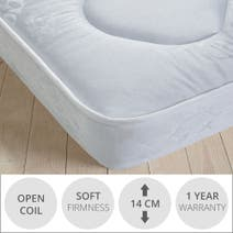 Little Sleepers Water Resistant Mattress
