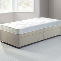 Little Sleepers Open Coil Platform Top Divan Set with 2 Drawers