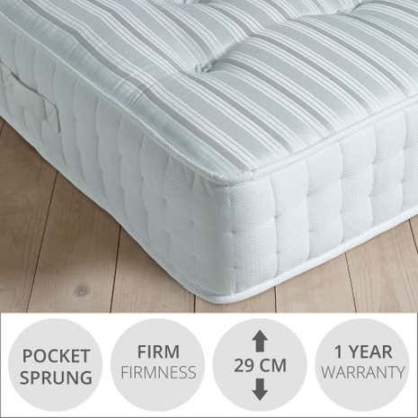 Fogarty Orthopaedic 1000 Pocket Spring Mattress