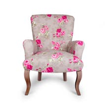 Millie Nancy Taupe Armchair