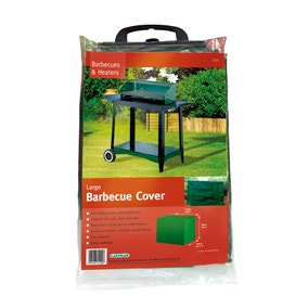Large Trolley Barbecue Cover