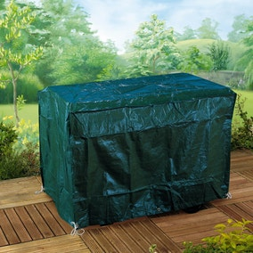 Extra Large Trolley Barbecue Cover