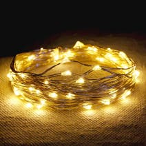 Set of 25 Micro LED String Lights