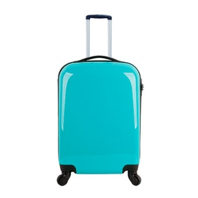 Brights Teal 28 Inch Suitcase