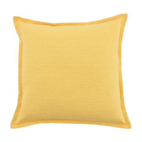 Large Oxford Edge Slub Cushion