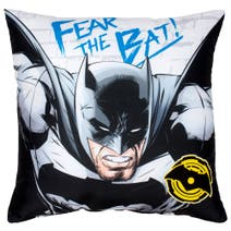 Batman v Superman Reversible Cushion
