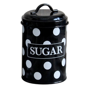 Chicago Sugar Canister
