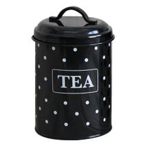 Chicago Tea Canister